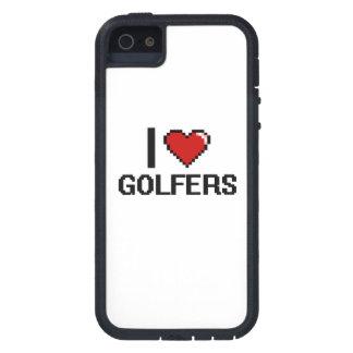 I love Golfers iPhone 5 Covers