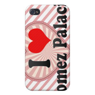 I Love Gomez Palacio, Mexico iPhone 4 Cover