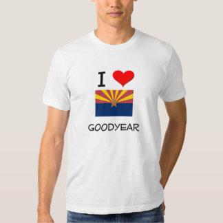 I Love GOODYEAR Arizona Tee Shirt