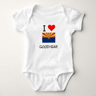 I Love GOODYEAR Arizona Tee Shirts