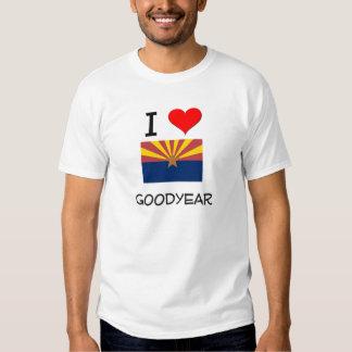 I Love GOODYEAR Arizona Tshirts