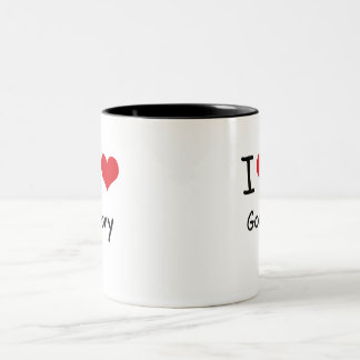 I Love Gory Coffee Mugs