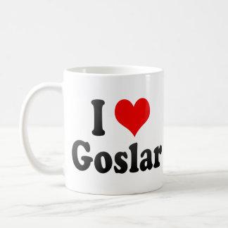 I Love Goslar, Germany. Ich Liebe Goslar, Germany Mug