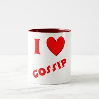 I Love Gossip Mug