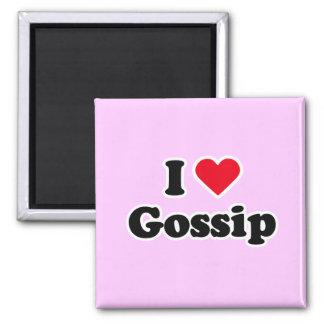 I love gossip refrigerator magnets