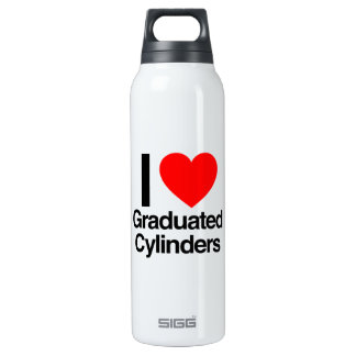 i love graduated cylinders