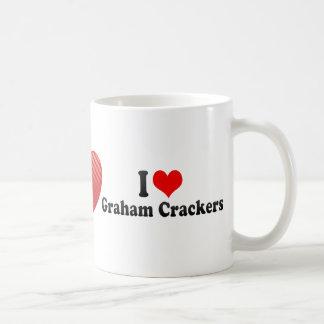 I Love Graham Crackers Mug