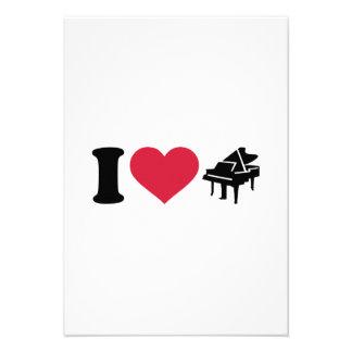 I love grand piano announcement