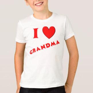I Love Grandma T-Shirt