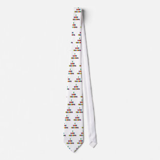 I Love Grandpa T-shirts and Gifts Tie