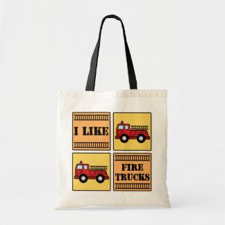 I Love Grandpop Bags