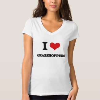 I love Grasshoppers T-shirts