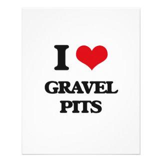 I love Gravel Pits Flyer
