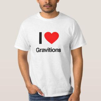 i love gravitations T-Shirt