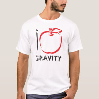I LOVE GRAVITY T-shirt