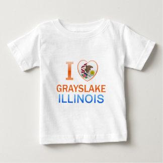 I Love Grayslake, IL Tees