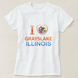 I Love Grayslake, IL Tshirt