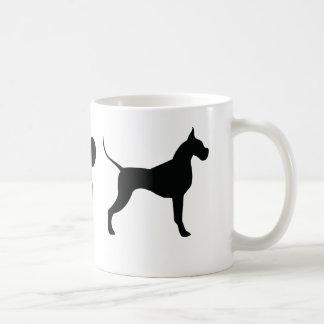 I LOVE Great Danes! Basic White Mug