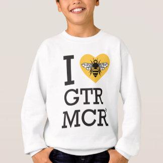 I love Greater Manchester Sweatshirt