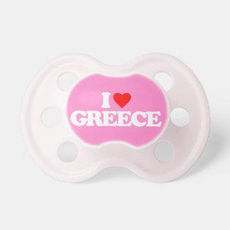 I LOVE GREECE DUMMY