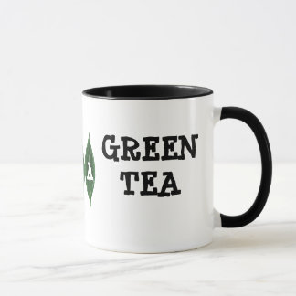 I Love Green Tea Mug - Customisable Mug