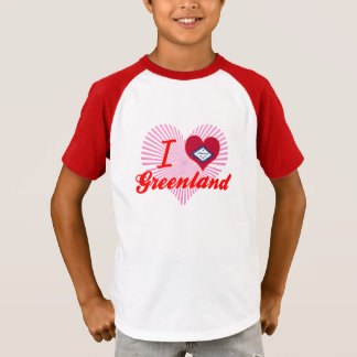 I Love Greenland, Arkansas T-Shirt