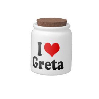 I love Greta Candy Dish