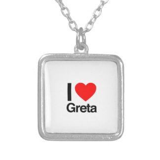 i love greta necklaces
