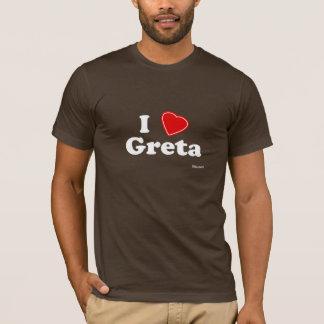 I Love Greta T-Shirt