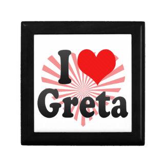 I love Greta Trinket Boxes