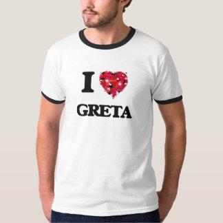 I Love Greta Tshirts