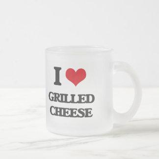 I Love Grilled Cheese Coffee Mug