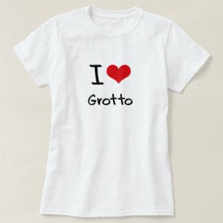 I Love Grotto T-Shirt