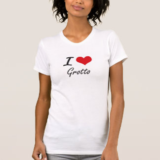I love Grotto Tee Shirt