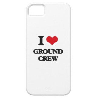 I love Ground Crew iPhone 5 Covers