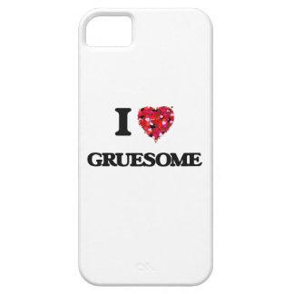 I Love Gruesome iPhone 5 Case