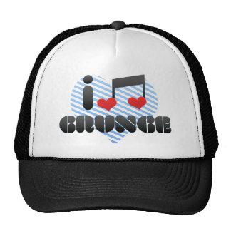 I Love Grunge Hat