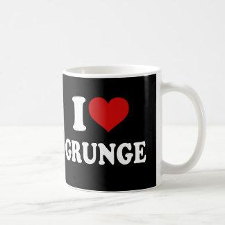 I Love Grunge Mug