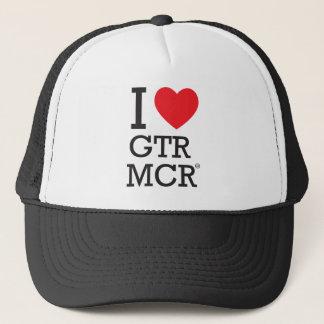 I love GTR MCR Trucker Hat