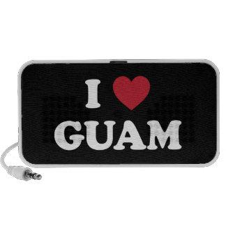 I Love Guam Speaker System