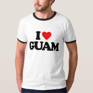 I LOVE GUAM T-Shirt