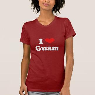 I Love Guam Tshirt