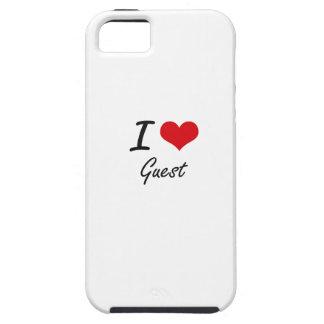 I love Guest iPhone 5 Case
