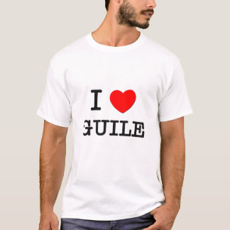 I Love Guile T-Shirt