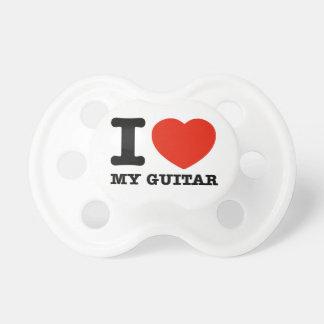 I love guitars dummy