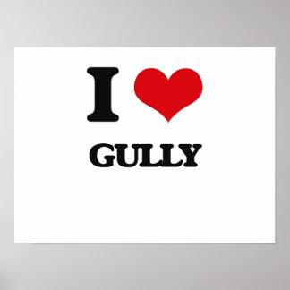 I love Gully Print