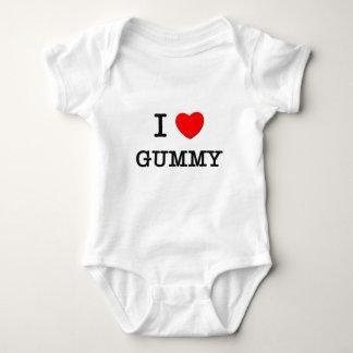 I Love Gummy Baby Bodysuit