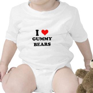 I Love Gummy Bears Shirt