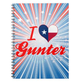 I Love Gunter, Texas Journals