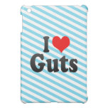 I love Guts iPad Mini Cover